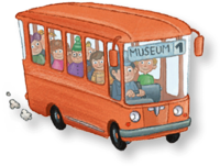 Museums-Bus